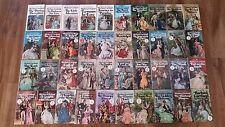 135 Barbara Cartland Romance Paperback Books PB 1st editions Pick 20