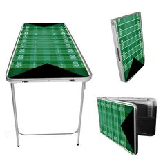 FOOTBALL TAILGATE 6 FOOT BEER PONG TABLE Football Tailgate, Football Season, Tailgating, Man Cave Gear, Pong Game, Homemade Beer, Beer Pong Tables, High School Football, How To Make Beer