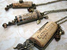 Восемь мелочей, сделанных из винных пробок