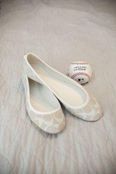 Coach Wedding Shoes