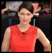 What lipstick Emma Willis wore on Big Brother 2nd live eviction 2014