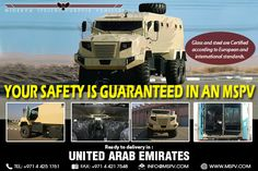 Armoured Personnel Carrier United Arab Emirates