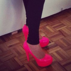 My new NEON shoes