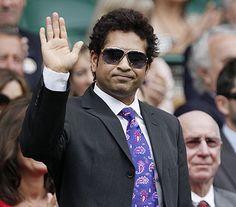 coverage of the legendary batsman's farewell.