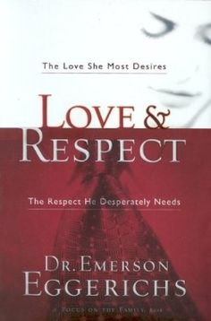 Love And Respect by Dr. Emerson Eggerichs is a phenomenal marriage tool that should be in the hands of every husband and wife. This book has drastically changed my approach to marriage. I'm so glad I own this book! A good read! Marriage Relationship, Marriage Advice, Love And Marriage, Relationships, Successful Marriage, Strong Marriage, Marriage Help, Biblical Marriage, Serious Relationship