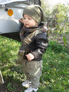 baby camouflage fashion