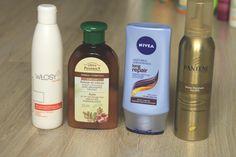 Moje odżywki + propozycja spotkania wymiankowego w Częstochowie | Jak dbać o długie włosy?
