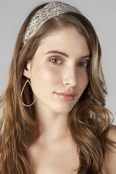 Lucerne Lace Head Wrap