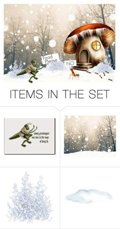 """""""No Food For You"""" by sjlew ❤ liked on Polyvore featuring art"""