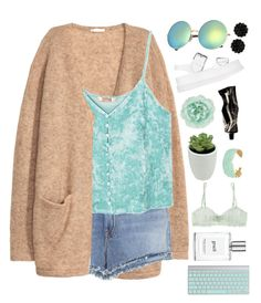 """""""pure grace"""" by katykitty5397 ❤ liked on Polyvore featuring STELLA McCARTNEY, H&M, J Brand, MANGO, Lucky Brand, Araks, Monsoon, Aesop, philosophy and white"""