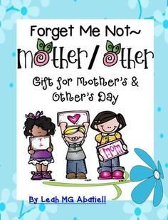 Mother's Day OR Special Other Person's Day | by Leah MG Abatiell