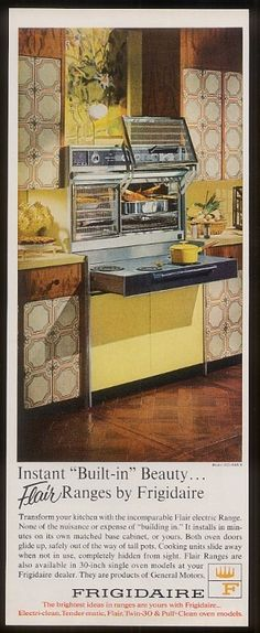 1966 Frigidaire Flair - They are so great!!