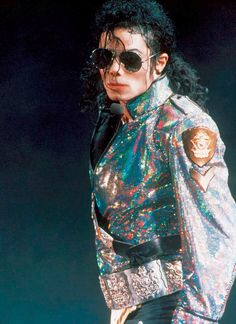 Michael Jackson: King Of Style From The Dangerous Tour.