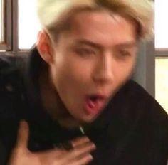 Image result for kpop reaction memes