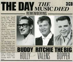 The day the music die since 1971 with American Pie version by Since* The Blog.