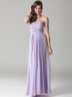 L'AMORE Chiffon Gown