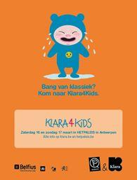 Klara4Kids : met heel wat bruikbare  muzische lesfiches