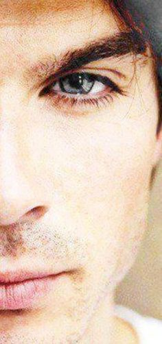 Ian Somerhalder | I want to eat his face #JustSayin