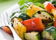 Salade légumes grillés-grande