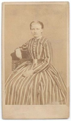 Mathilda Miller Identified Antique Photograph Carl by GrandmaHen, $9.89; Antique identified photograph on photo board the approximate size of an antique calling card identified as written on the back side of the photo as Mathilda Miller, taken in Stockholm by Carl Selens. I would estimate this photo to be from the 19th century.