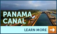 Once in a lifetime experience as you cruise through the Panama Canal on a Norwegian Cruise