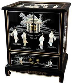 beautiful lacquer chinese cabinet amazoncom oriental furniture rosewood korean tea table