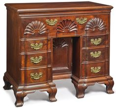 other ||| sotheby's n09805lot9m8tcen Us White House, Southern Furniture, Early American, Queen Anne, Consideration, Desks, Antique Furniture, Colonial, Folk Art