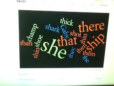 Learning to the Core: Digraphs, Word Clouds, and a Freebie