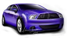 picture of 2011 ford mustang