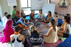Experience the 200 hour Yoga TTC in Hatha– a thorough training in this style. See 2020 dates being offered at theAjarya Yoga Academy offers at Rishikesh. Yoga Teacher Training Rishikesh, Teaching Methodology, Yoga Courses, Yoga Teacher Training Course, Effective Teaching, Yoga School, Yoga Benefits, Yoga Meditation, Gain