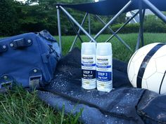 Hate putting dirty, wet tailgating gear into the back of your car? A coat of NeverWet makes it easy to dry off and wipe down so its clean before you pack it back up!