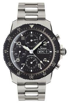 Sinn Watch Flieger Chronograph 103 St Bracelet