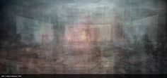 Jason Shulman un film en une photo abstraite - Le jardin de mes étoiles