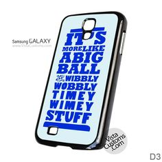 doctor who wibbly wobbly timey wimey 1 Phone Case For Apple, iphone 4, 4S, 5, 5S, 5C, 6, 6 +, iPod, 4 / 5, iPad 3 / 4 / 5, Samsung, Galaxy, S3, S4, S5, S6, Note, HTC, HTC One, HTC One X, BlackBerry, Z10