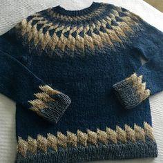 Ravelry: SmilendeSussi's Jon sweater til Henrik