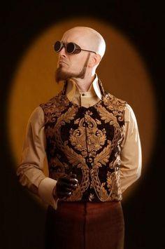 Steampunk #fashion #cosplay