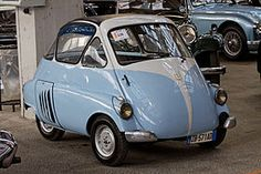 velam isetta ...cutest car ever! (as seen in Funny Face)...