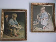 Delightful Gretchen And Gary Pictures Homco Home Interiors Vintage