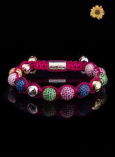 Fruitpunch #fruit #punch #color #armband - http://www.twelvethirteen.com/summer-collection