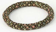 Kumihimo Patterns Using Seed Beads | ... | Crochet | Polymer Clay | Metal Clay | Kumihimo | Holiday Earrings