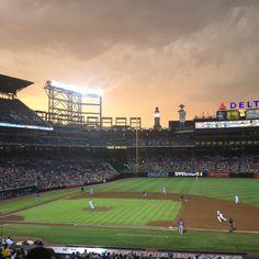Turner Field: Atlanta Braves