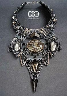 Beautiful jewelry by Guzel Bakeeva   Beads Magic