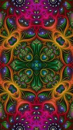 Image result for fractal art