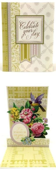 Anna Griffin Pretty Pop Ups Card Making Kit
