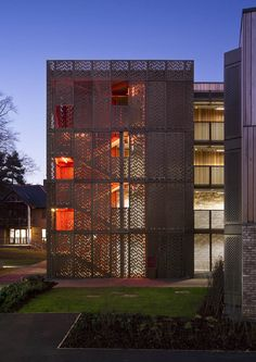 Gallery of Student Village / Hawkins\Brown - 6