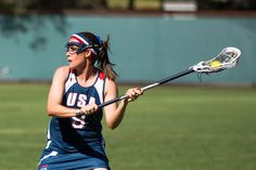 Your Edge: Munday's Tips for Grip, Positioning - Lacrosse Magazine