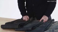 How To Look After Your Jeans (and everything else you need to know) #vid #ironing
