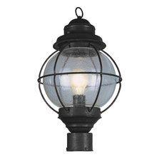 Trans Globe Lighting 69902 Modern Single Light Up Lighting Medium Outdoor Post Light from the Outdoor Collection - LightingDirect.com