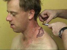 Makeup FX: Stuart Bray Gel-10 Wound Part 2
