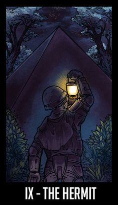 I am really enjoying doing these! I have another project to get done before school starts but these are going along at a nice clip. Click Here for the Masterpost of WTNV Tarot Cards!